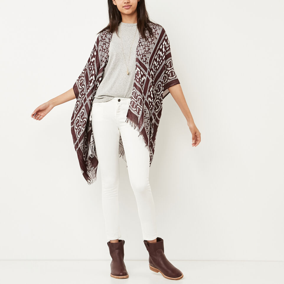 Roots-undefined-Kimono Cache coeur Meera-undefined-A