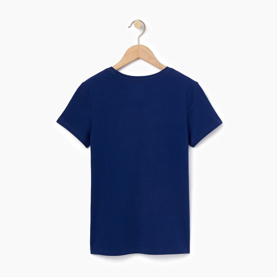 Roots-undefined-Womens Connect The Dots Slim T-shirt-undefined-B