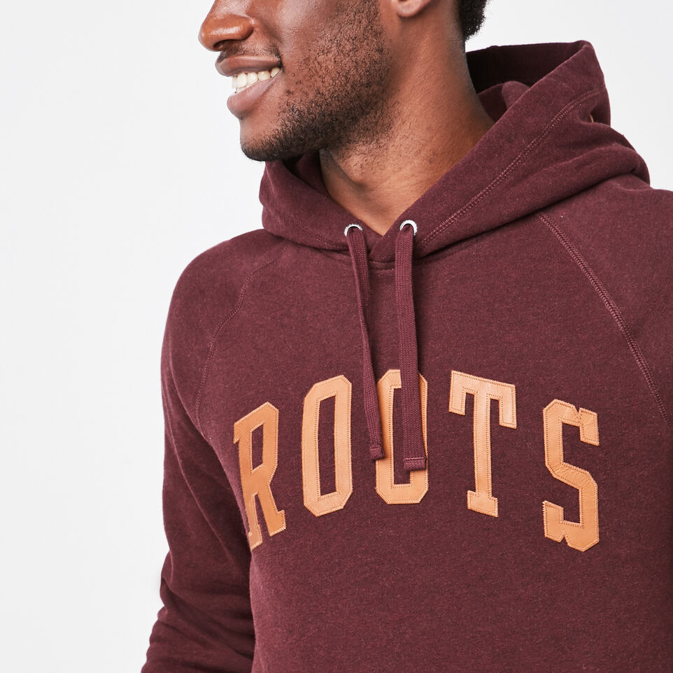 Roots-undefined-Original Leather Logo Hoody-undefined-C