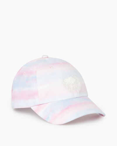 Roots-Kids Accessories-Kid Girl Journey Bb Cap-Pink-A
