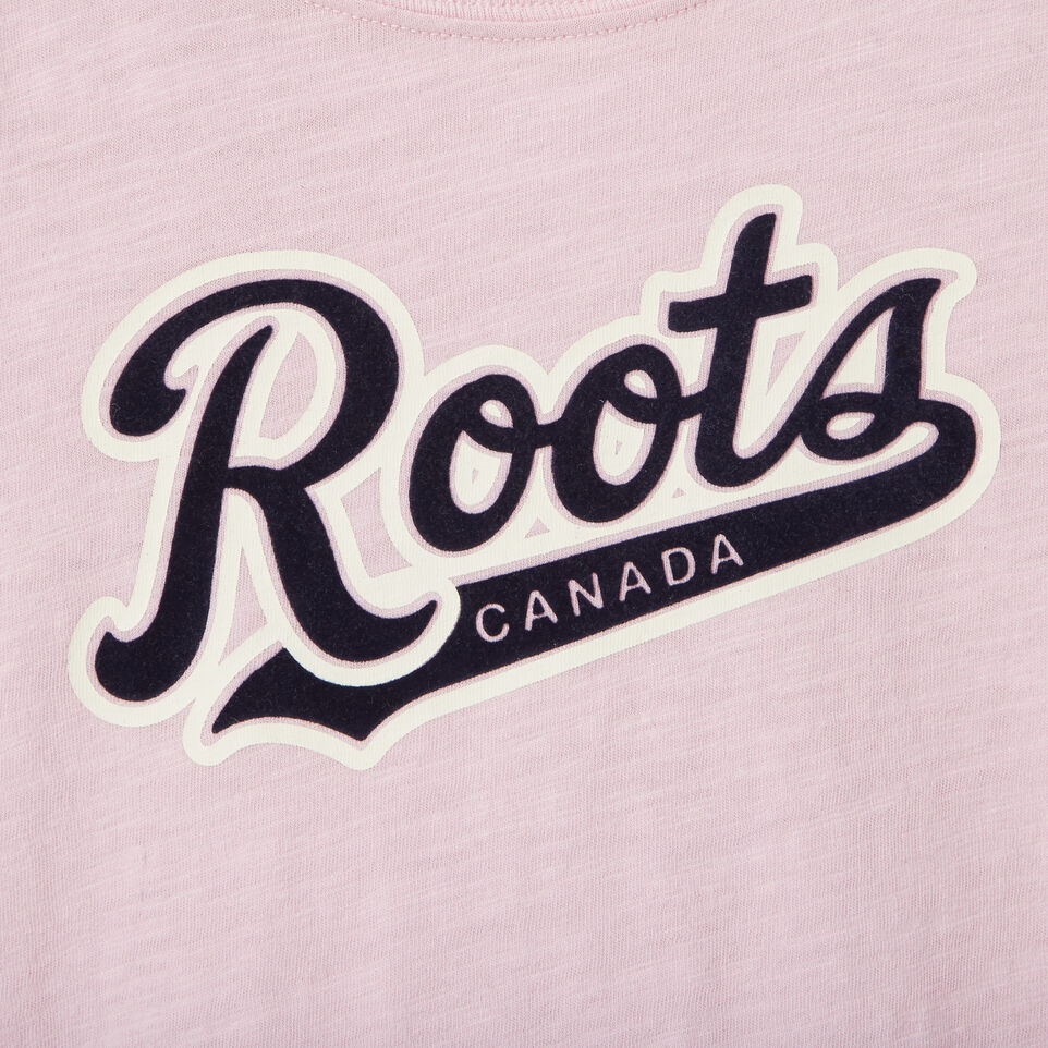 Roots-undefined-Toddler Roots Script T-shirt-undefined-D