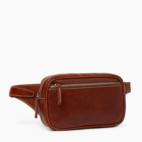 Roots-Leather Our Favourite New Arrivals-Roots Belt Bag Horween-Cognac-A