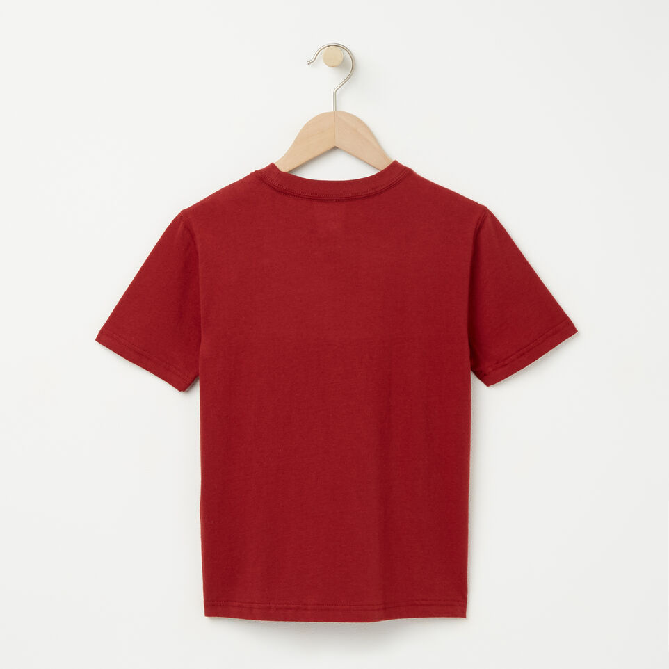 Roots-undefined-Boys Smoked Meat T-shirt-undefined-B