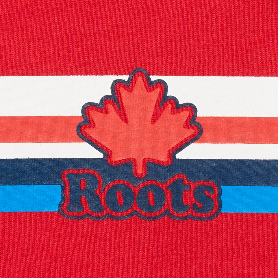 Roots-undefined-T-shirt All Star pour garçons-undefined-C