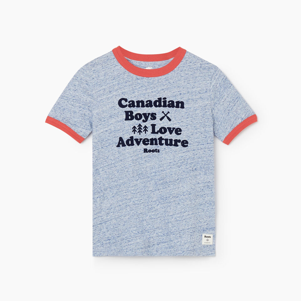 Roots-undefined-Boys Love Adventure T-shirt-undefined-B