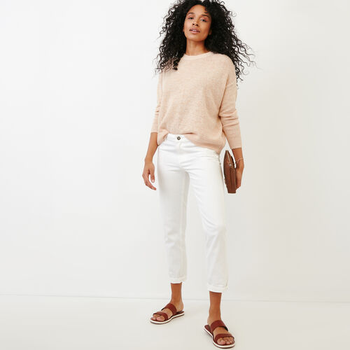 Roots-Women Our Favourite New Arrivals-Tathlina Crew Sweater-Dusty Peach Melba-B