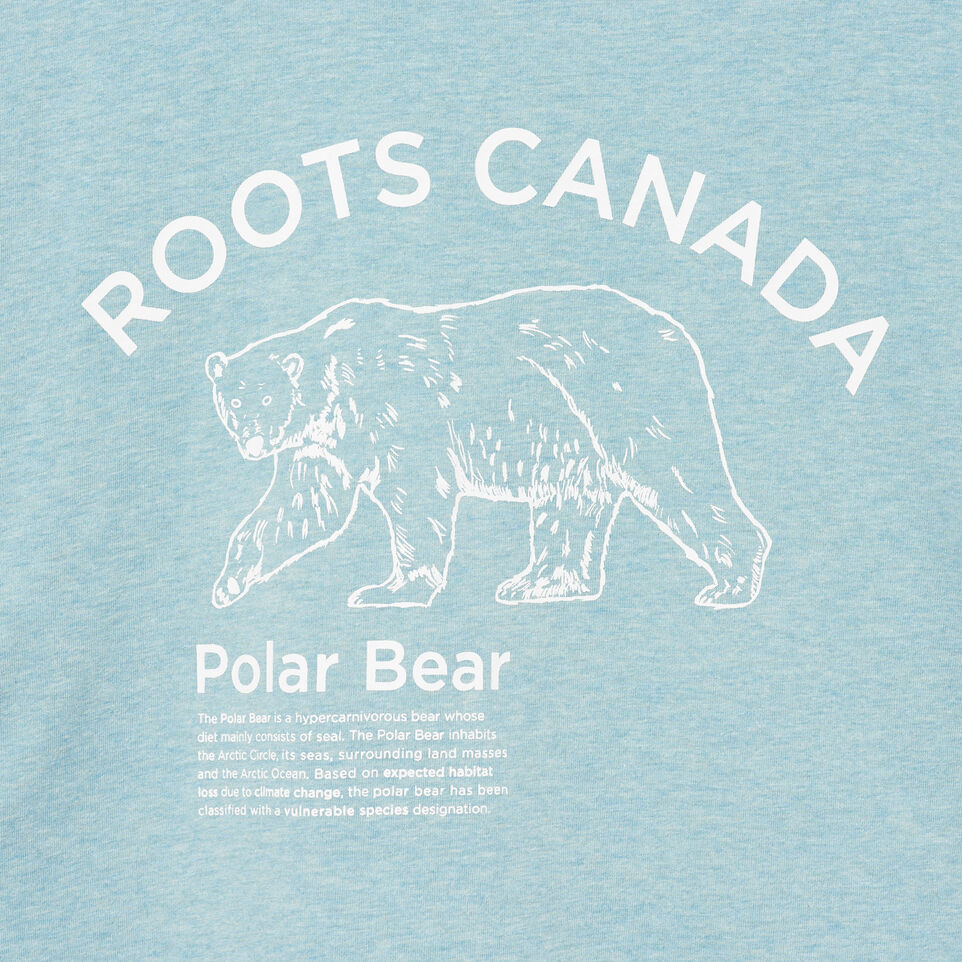 Roots-Men Our Favourite New Arrivals-Mens Friends T-shirt-Cameo Blue Pepper-D