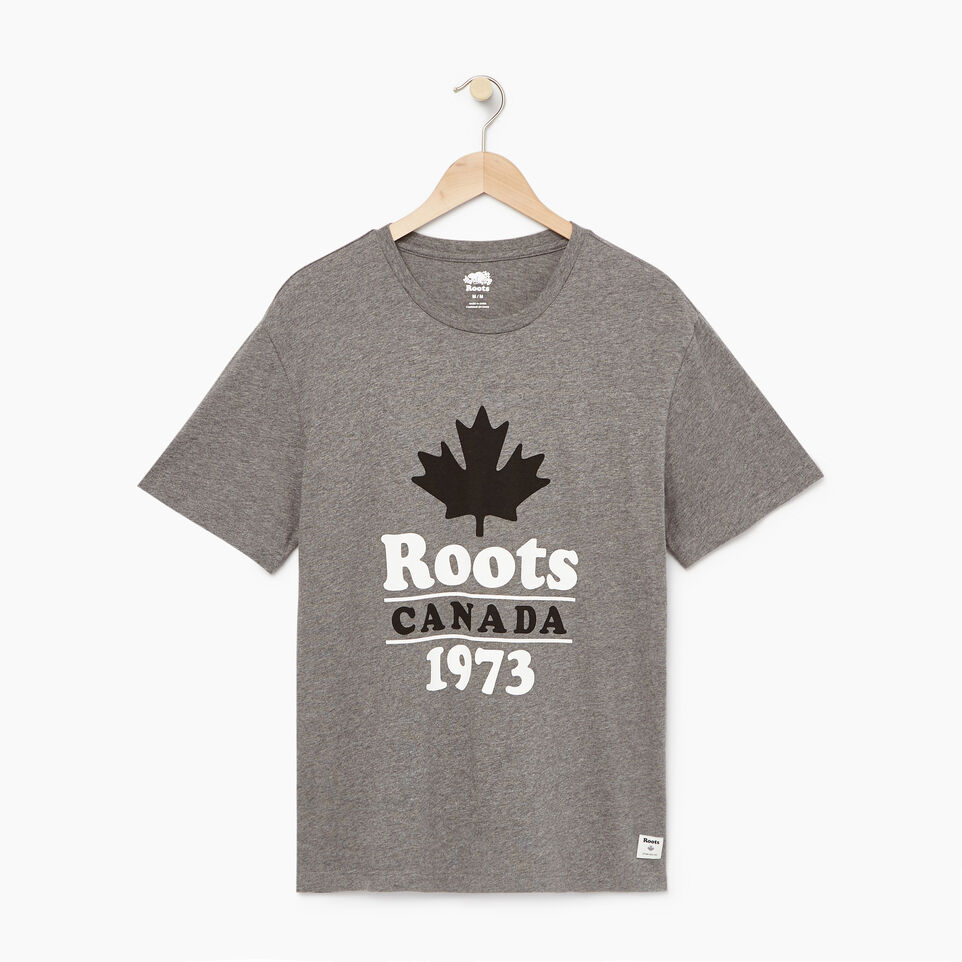 Roots-undefined-Mens Summer Camp T-shirt-undefined-A