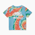 Roots-Kids New Arrivals-Baby Cooper Beaver T-shirt-Multi-A