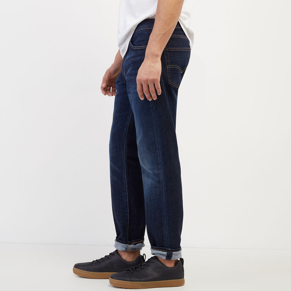 Roots-New For April Levi's-Levi's 511 Slim Fit 34-Denim Blue-C