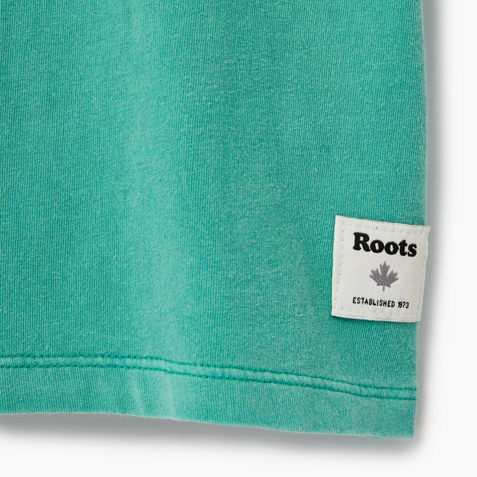 Roots-Women Our Favourite New Arrivals-Womens Sunkissed T-shirt-Sea Green-C