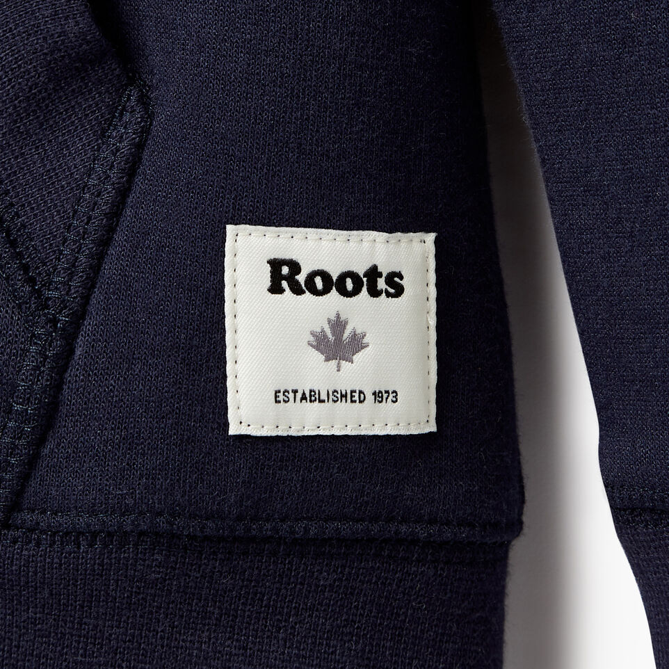 Roots-Kids Boys-Boys Roots Speedy Full Zip Hoody-Navy Blazer-C