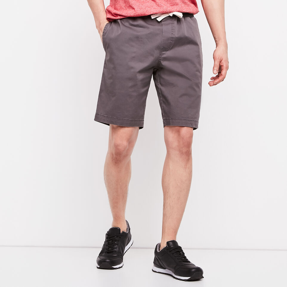 Roots-undefined-Short en twill-undefined-A