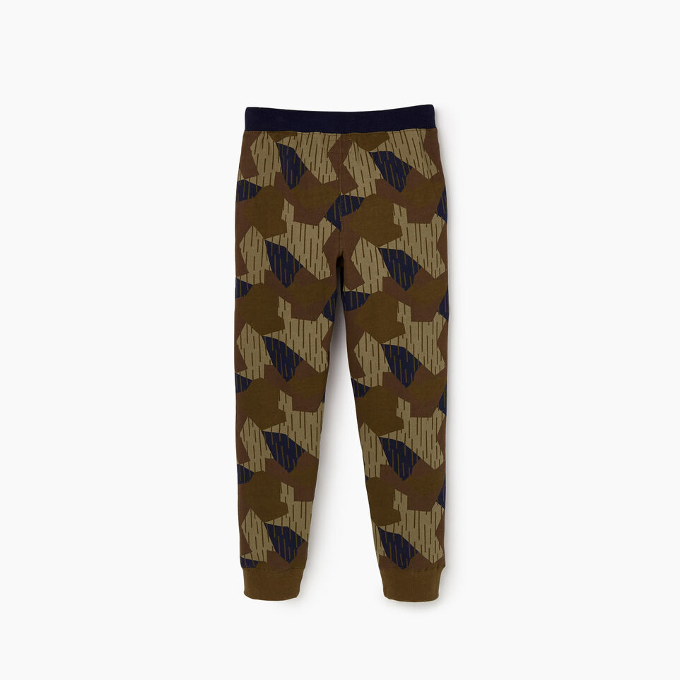 Roots-Sale Kids-Boys Nova Scotia Camo Sweatpant-Camo Print-B
