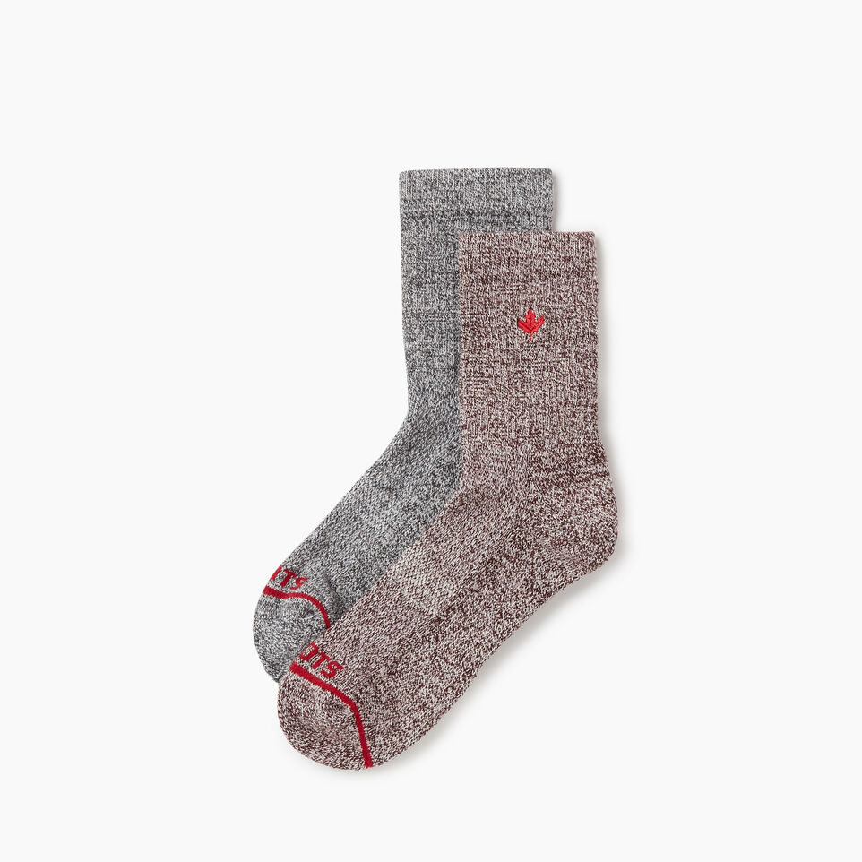 Roots-undefined-Mens Perfect Pepper Sock 2 pack-undefined-A