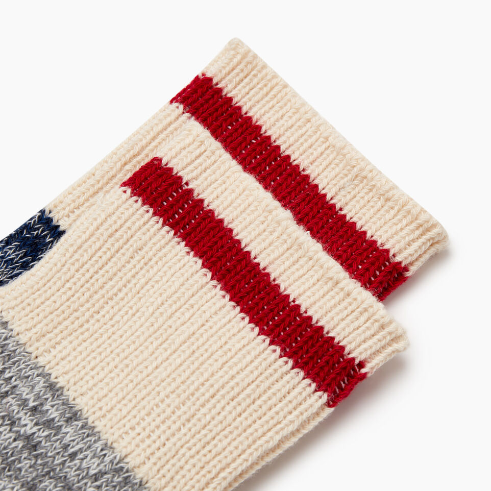 Roots-undefined-Mens Cotton Cabin Sock 2 Pack-undefined-C