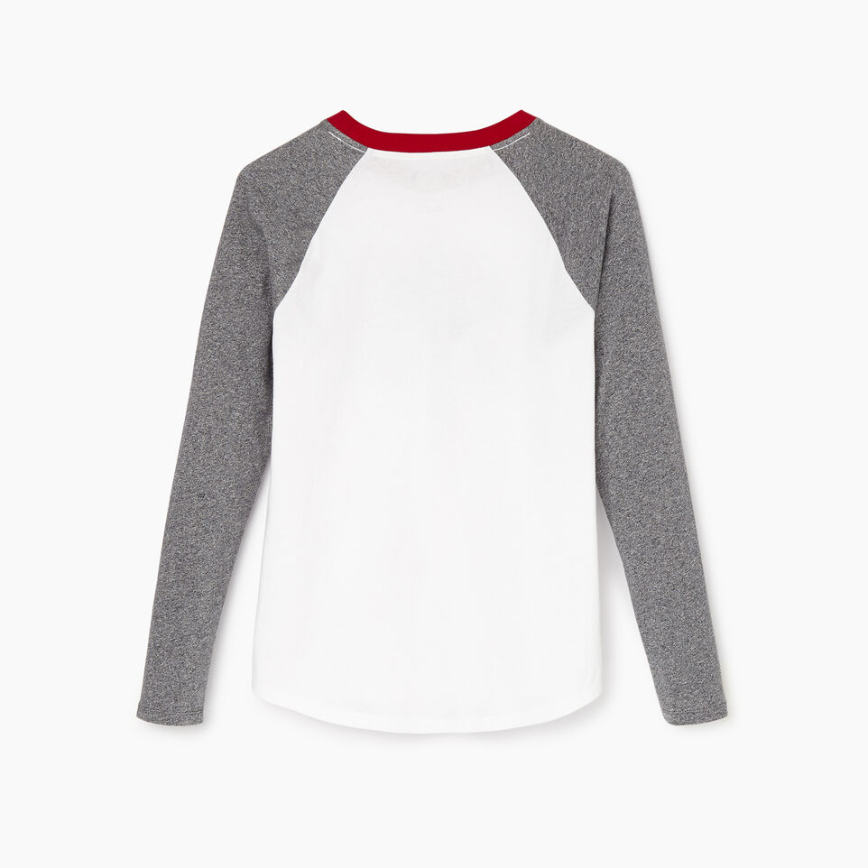 Roots-undefined-Womens Buddy Raglan Long Sleeve T-shirt-undefined-B