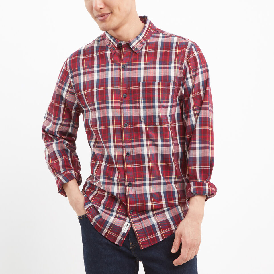 Roots-Madras Long Sleeve Shirt