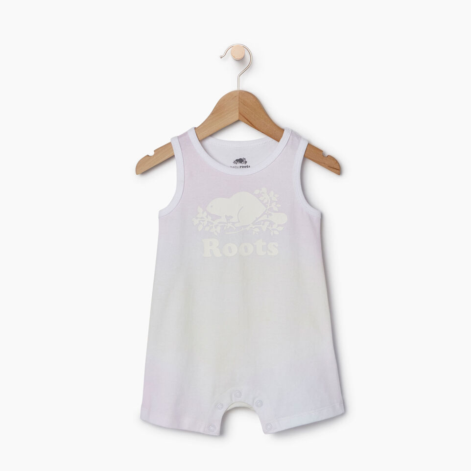 Roots-undefined-Baby Watercolour Tank Romper-undefined-A