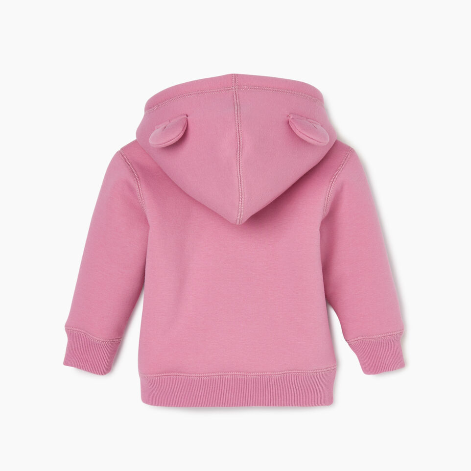 Roots-New For December Kids-Baby Sherpa Lined Full Zip Hoody-Mauve Orchid-B