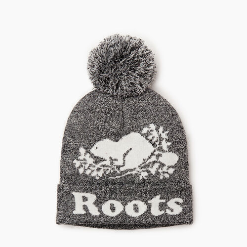 Roots-Kids Our Favourite New Arrivals-Kids Cooper Glow Toque-Salt & Pepper-A