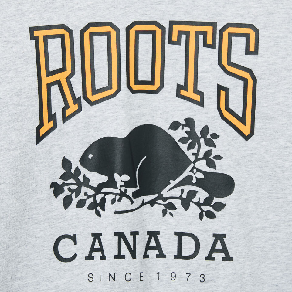 Roots-undefined-T-shirt Baseball Dorval-undefined-D
