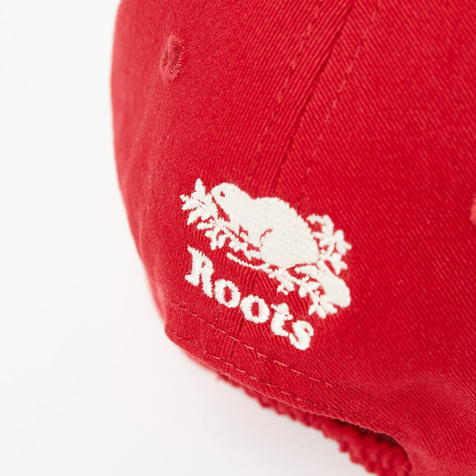 Roots-undefined-Toddler Canada Leaf Baseball Cap-undefined-E