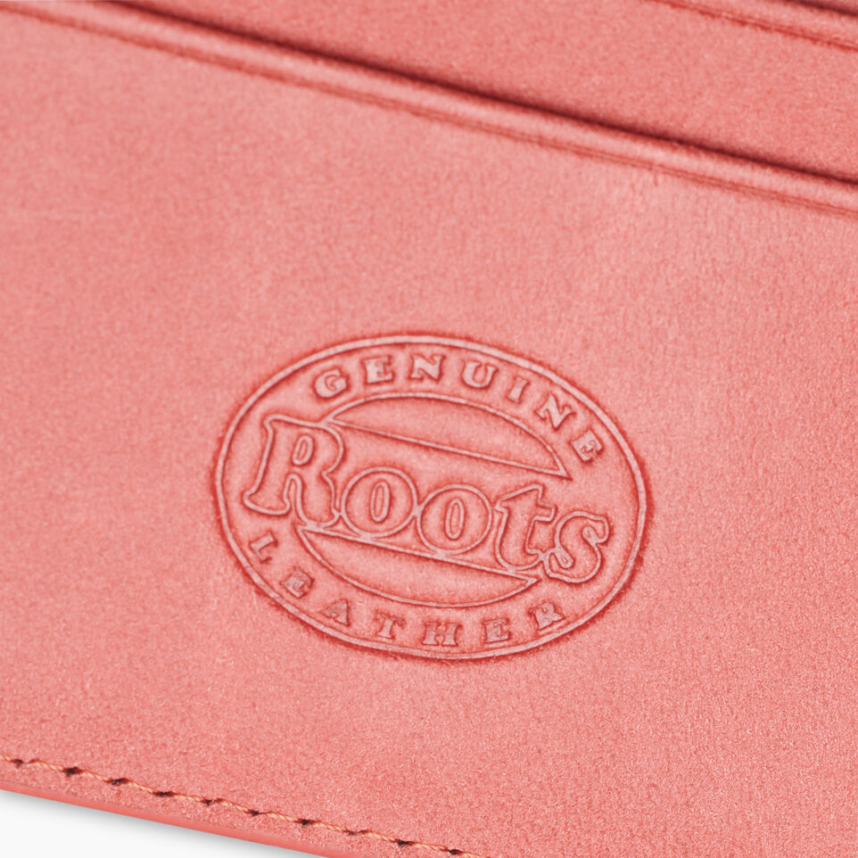 Roots-undefined-Porte-cartes en cuir Tribe-undefined-E
