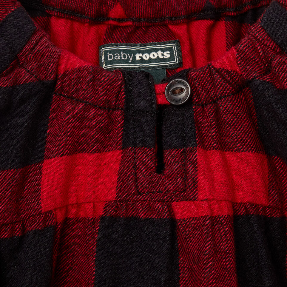 Roots-undefined-Baby Park Plaid Shirt-undefined-C
