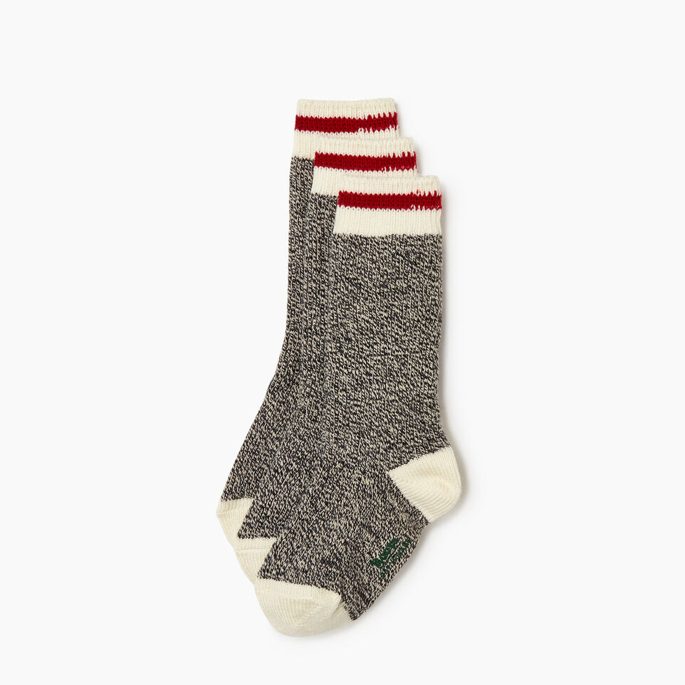Roots-undefined-Kids Roots Cabin Sock 3 Pack-undefined-A