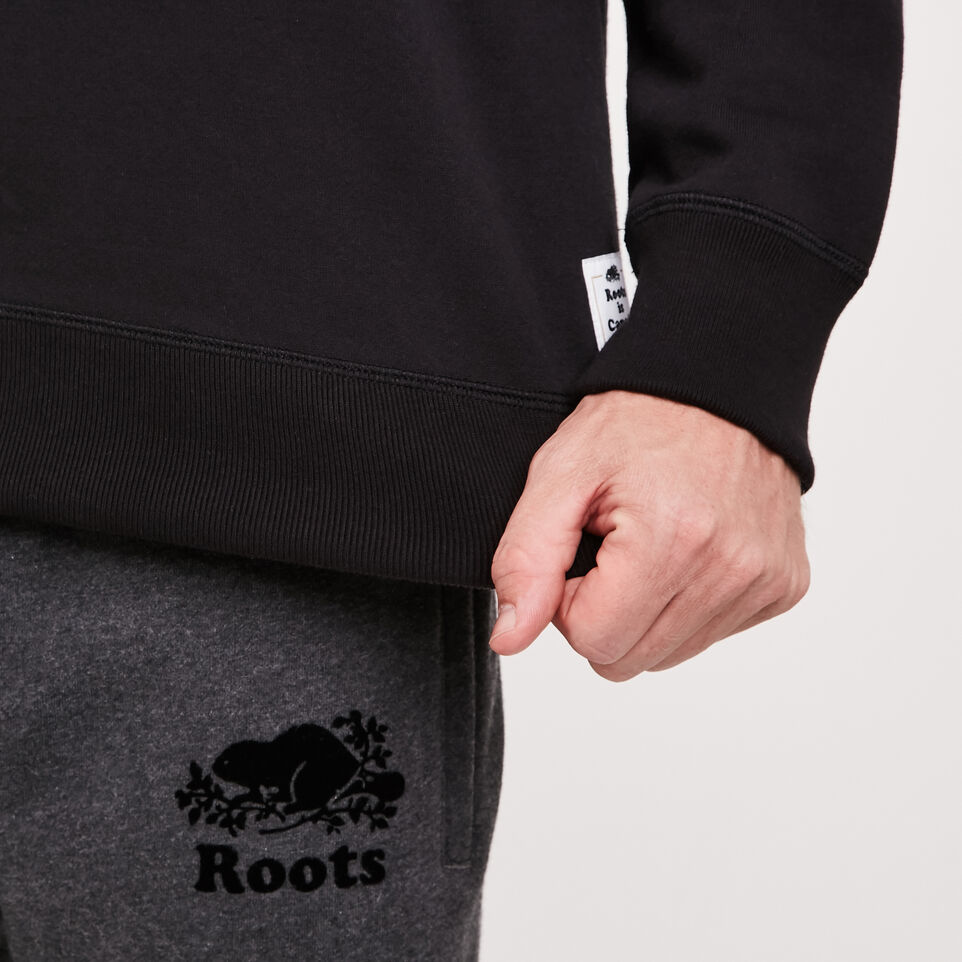 Roots-undefined-Mens Heritage Zip Stein-undefined-E