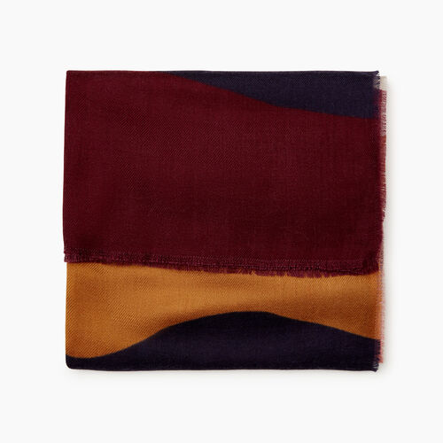 Roots-Women Categories-Wollaston Scarf-Multi-A