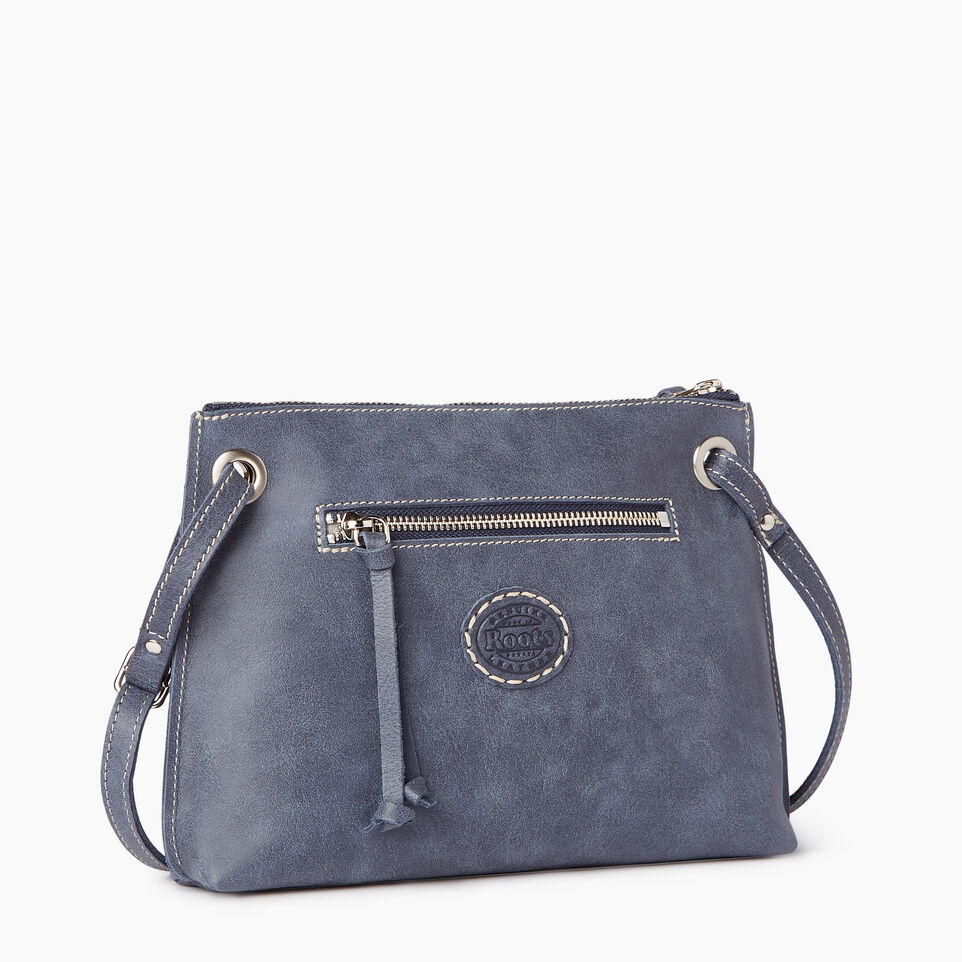 Roots-Leather Our Favourite New Arrivals-Edie Bag-Navy-C