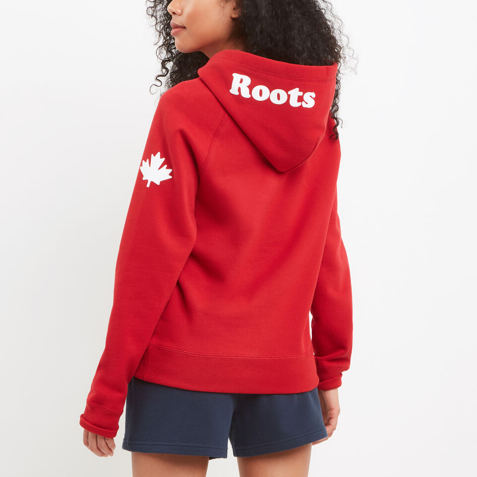 Roots-undefined-Womens Cooper Canada Kanga Hoody-undefined-D