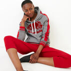 Roots-Gift Guide Canada Collection By Roots™-Canada Kanga Hoody-Grey Mix Pepper-B