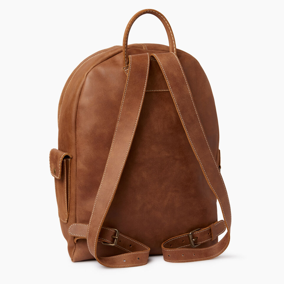 Roots-Leather  Handcrafted By Us Our Favourite New Arrivals-Trans Canada Student Pack-Natural-C