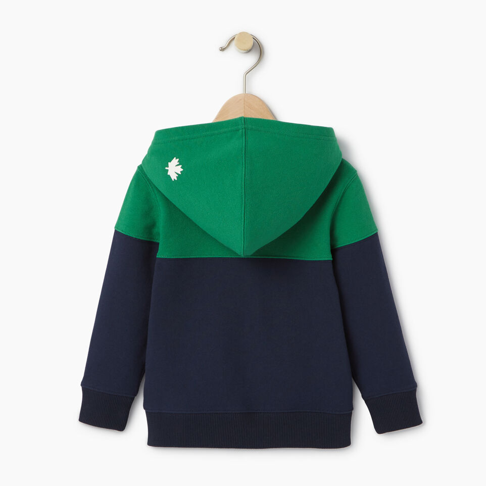 Roots-undefined-Toddler Colour Block Cooper Hoody-undefined-B
