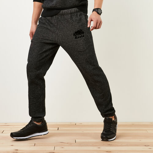 Roots-Men Original Sweatpants-Roots Black Pepper Original Sweatpant-Black Pepper-A