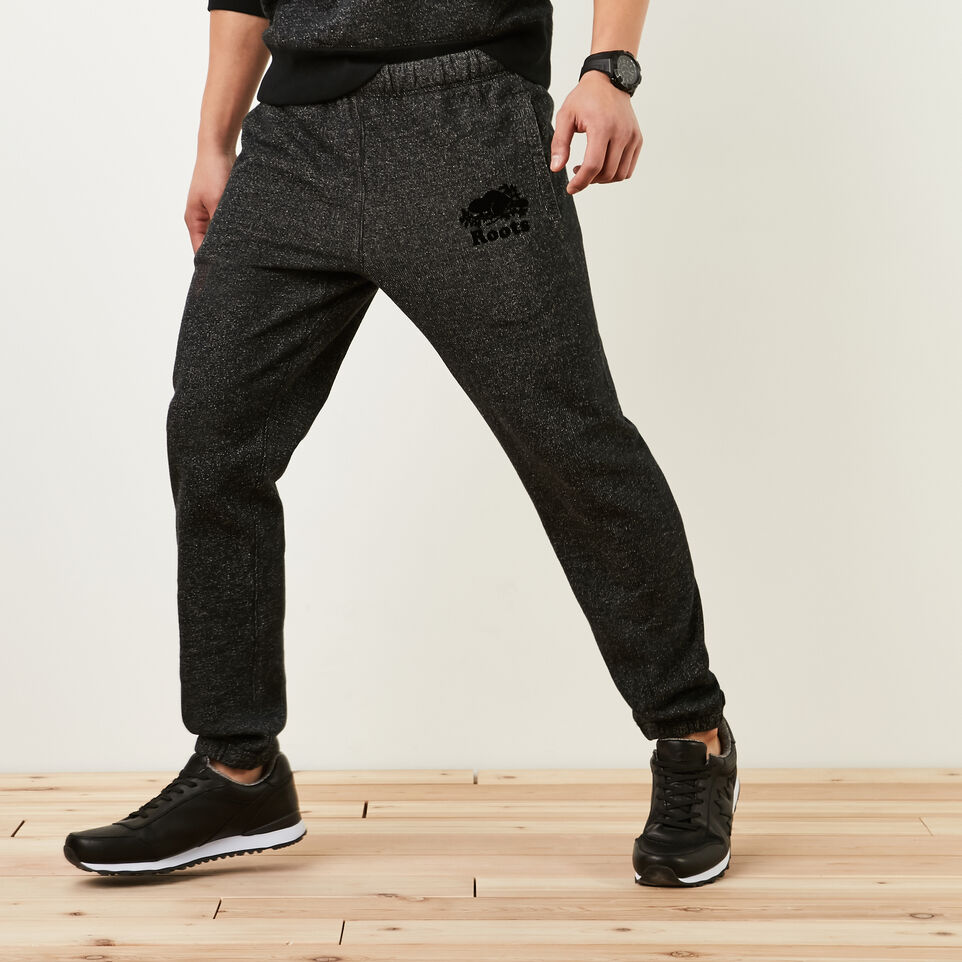 Roots-undefined-Roots Black Pepper Original Sweatpant-undefined-A