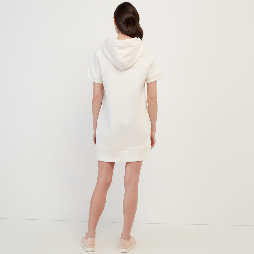 Roots-Women Our Favourite New Arrivals-RBA Hooded Dress-Egret-D