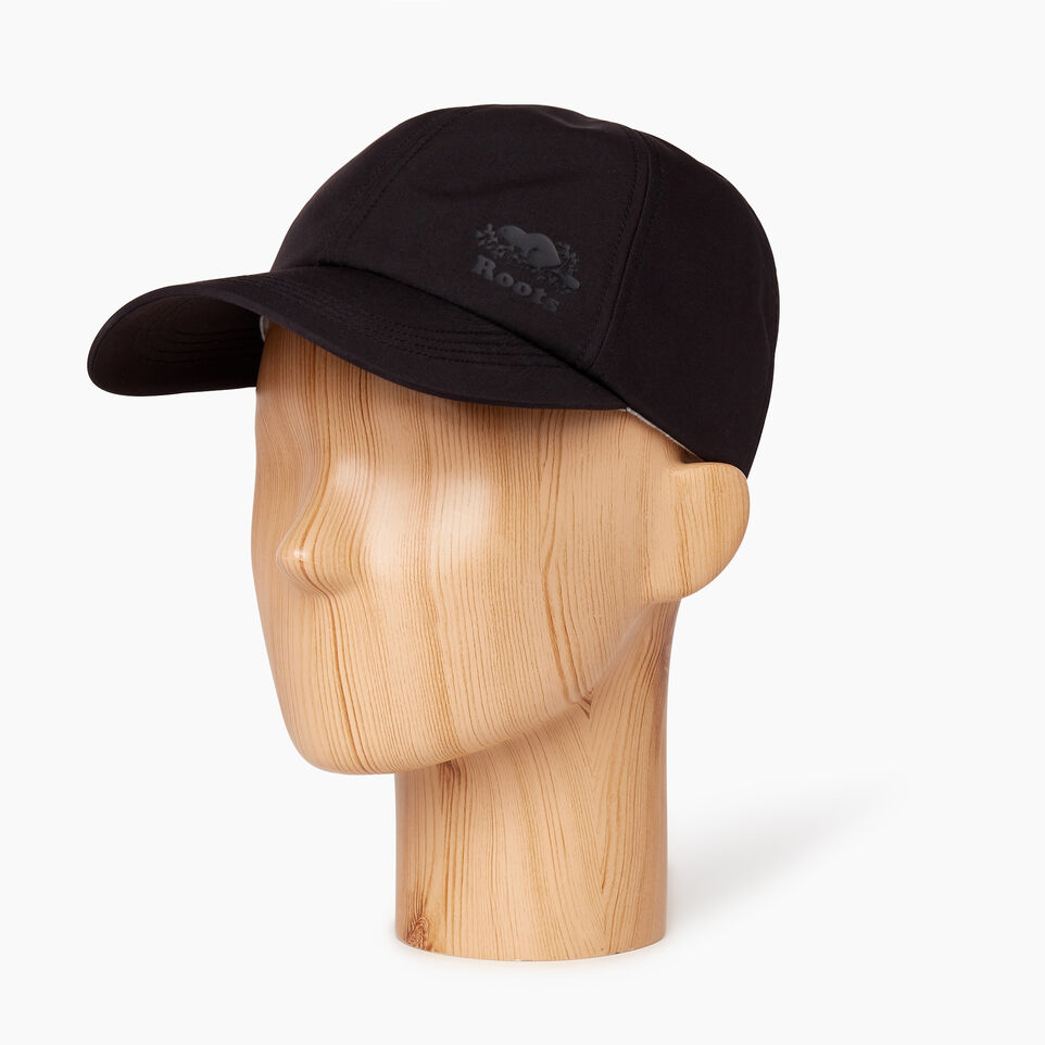 Roots-New For February Journey Collection-Journey Baseball Cap-Black-B