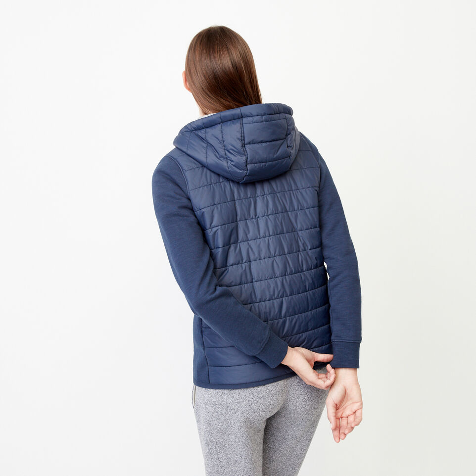 Roots-Women Our Favourite New Arrivals-Roots Hybrid Hoody Jacket-Navy Blazer-D