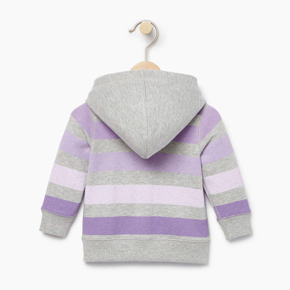 Roots-Kids Our Favourite New Arrivals-Baby Ombre Stripe Full Zip Hoody-Grey Mix-B