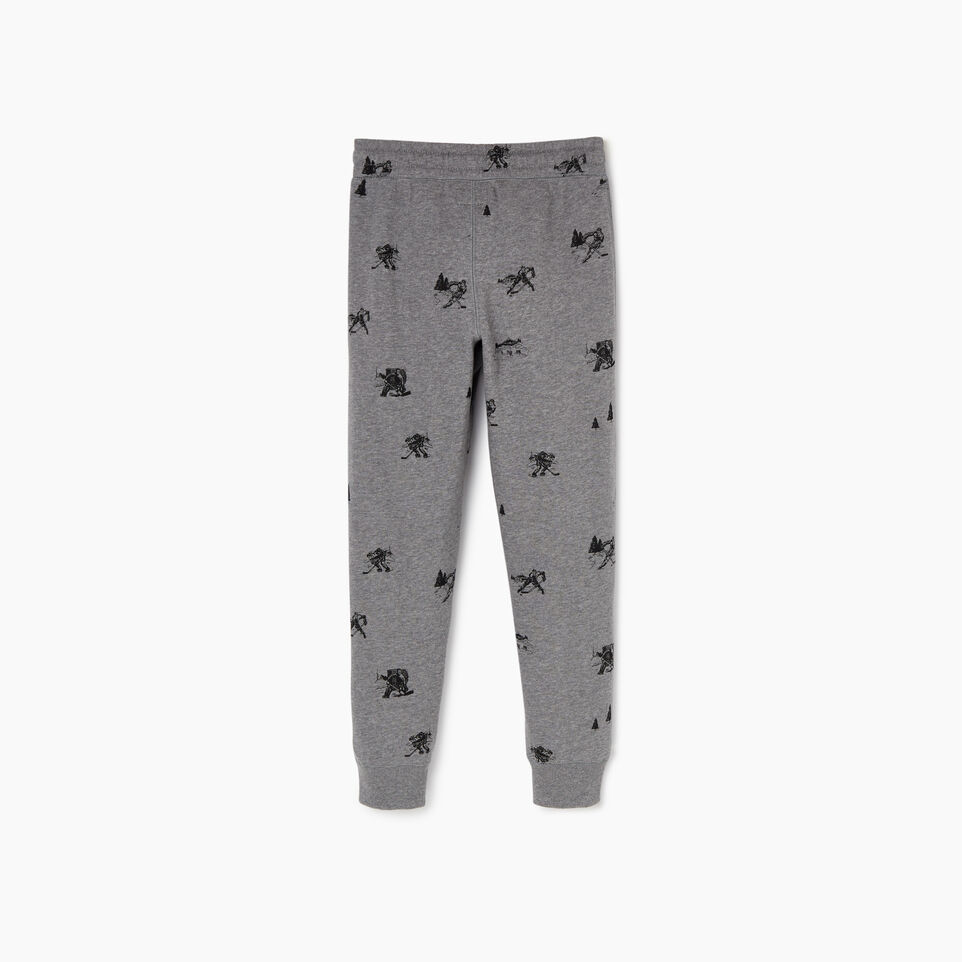 Roots-undefined-Boys Hockey Aop Sweatpant-undefined-B