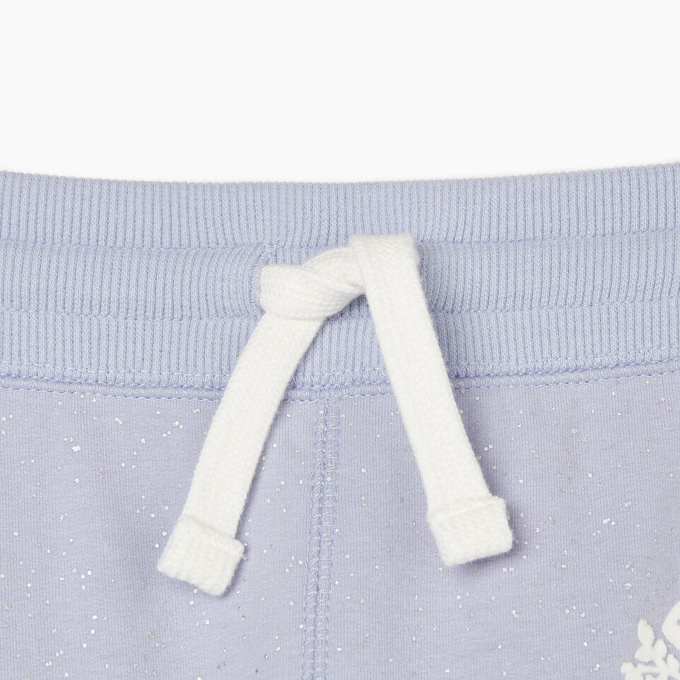 Roots-undefined-Girls Sparkle Cozy Sweatpant-undefined-D