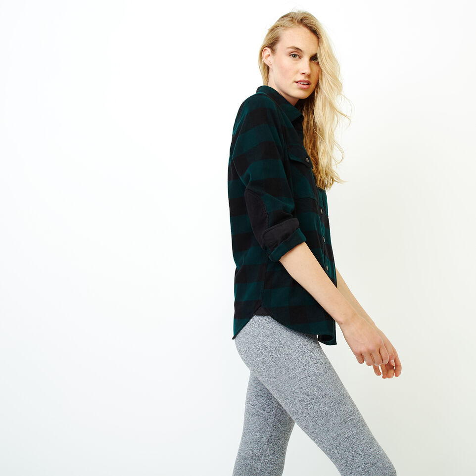 Roots-New For December Today Only: 40% Off Park Plaid Collection-Park Plaid Shirt-Park Green-C