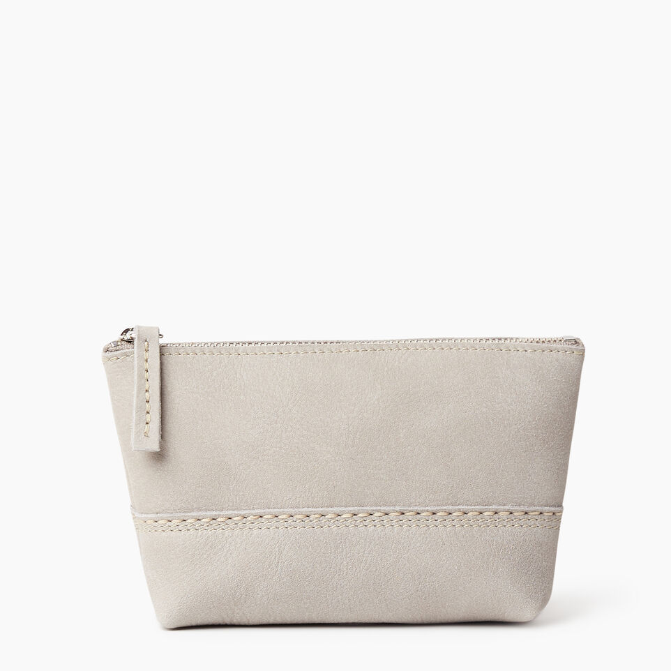 Roots-undefined-Petite pochette Canmore en cuir Tribe-undefined-A