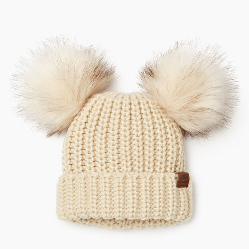 Roots-Sale Kids-Toddler Girl Olivia Toque-Light Fog-A
