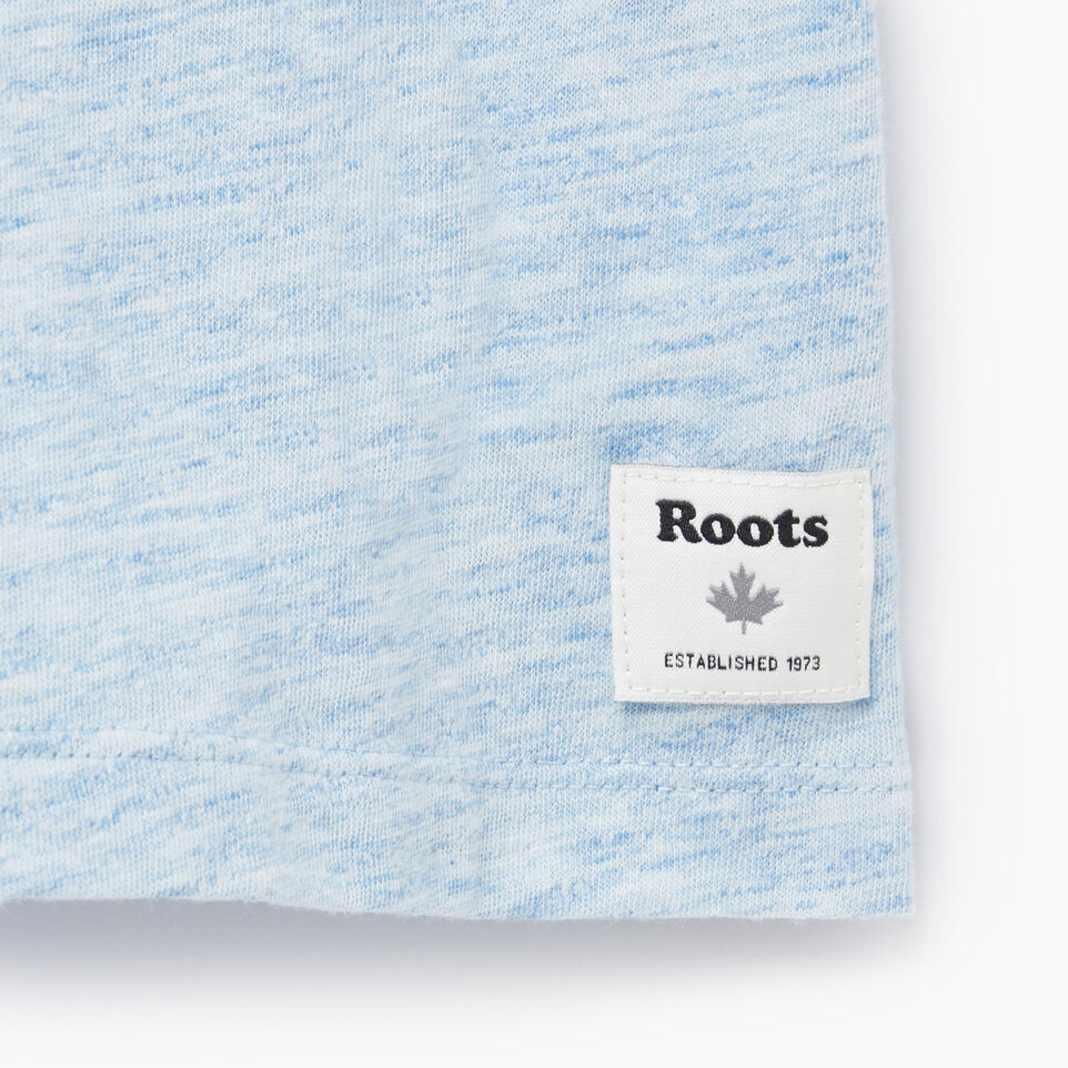Roots-undefined-Girls Roots Space Dye T-shirt-undefined-C