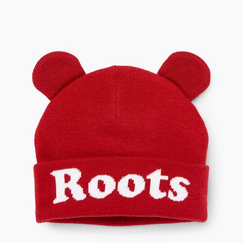 Roots-Sale Kids-Toddler Cooper Glow Toque-Cabin Red-A